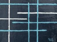 """Lines, 8""""x10"""""""