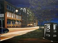 Riverbend 2012, 36x48